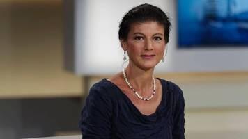 Linke-Chefinnen gegen Parteiausschluss Sarah Wagenknechts