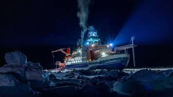 klimawandel: arktik-eis schmilzt immer schneller