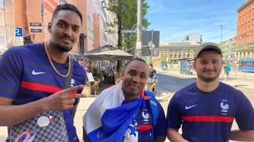 EM 2021 – Deutschland hat eine gute Mannschaft,  Frankreich ist stärker