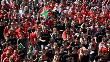 EM 2021: Vor EM-Spiel – Schockbilder aus Budapest
