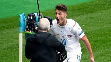 Fußball-EM: Tschechien dank Genie Schick am Beginn der Träume