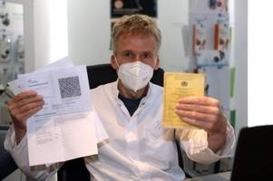 So kommen Augsburger zum digitalen Corona-Impfnachweis