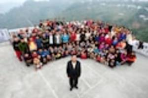 rekord-familie - 89-facher vater gestorben: er soll die größte familie der welt gehabt haben