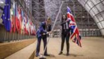 großbritannien: experten warnen vor brexit-folgen für hunderttausende bürger