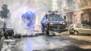 rigaer 94: 60 berliner polizisten bei straßenkampf verletzt