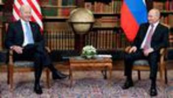 USA und Russland: Putin dankt Biden für Initiative zu heutigem Treffen