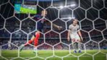 Deutschland gegen Frankreich: Am Ende siegt Talent gegen Leidenschaft