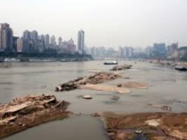 klimawandel: wenn nichts mehr fließt