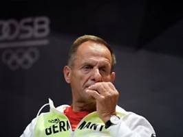hörmann tritt beim dosb zurück: deutscher sport sucht in krise neue führung