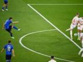 Begeisterndes Italien schon im Achtelfinale