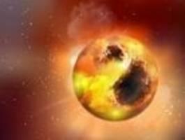 staub statt supernova