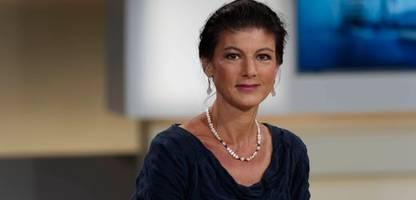 parteiinterner streit: linke-vorsitzende gegen parteiausschluss von wagenknecht