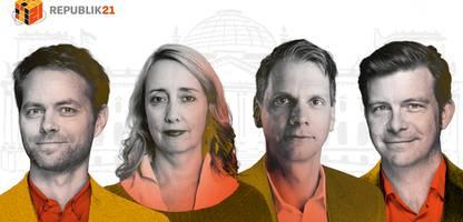 Wer eigentlich ist Annalena Baerbock? - Die Lage: Superwahljahr 2021