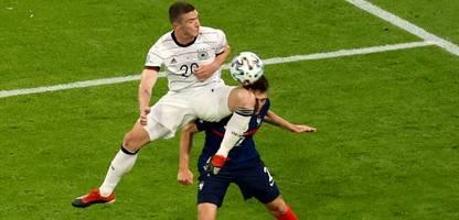Fußball-EM 2021: Deshalb hätte Benjamin Pavard nicht weiterspielen dürfen
