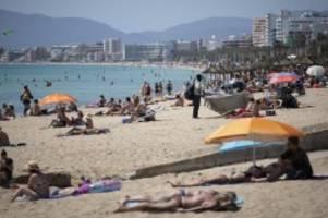 luftverkehr: flughafen erwartet passagieransturm: mallorca ist topziel