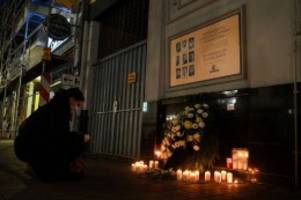 rechtsextremismus: anschlag in hanau: verdächtige sek-beamte wohl im einsatz