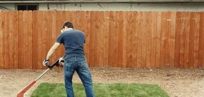 Rasenkanten schneiden – So funktioniert es richtig