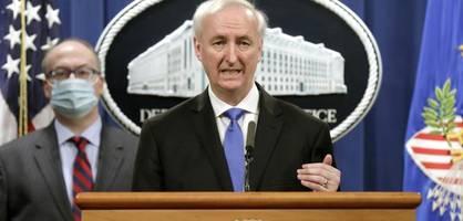 """""""purer wahnsinn"""" – justizminister sollte trumps vorwurf des wahlbetrugs untersuchen"""