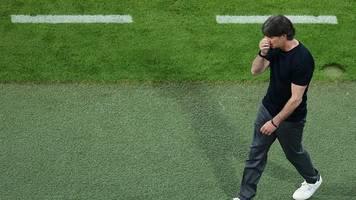 Fußball-EM - Nach Zweikampf der Titanen: Löw will alles geradebiegen