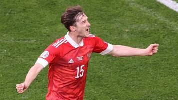 Fußball-EM: Russen stoppen Finnland - Nach Sieg alles in eigener Hand