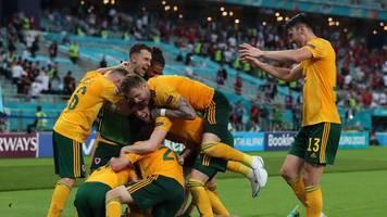 Fußball-EM: Wales siegt dank Bale und Ramsey - Türkei vor Turnier-Aus