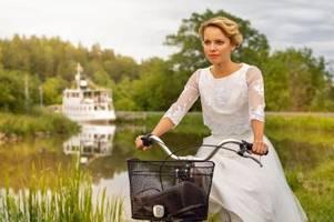 Inga Lindström - Die Braut vom Götakanal im ZDF: TV-Termin, Handlung, Darsteller, Wiederholung in der Mediathek