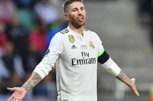 Sergio Ramos verlässt nach 16 Jahren Real Madrid