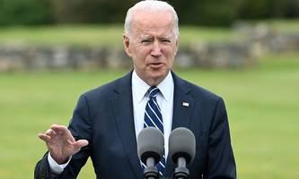 Auch Joe Biden brüskiert auf Reisen, aber lyrischer als Trump [premium]