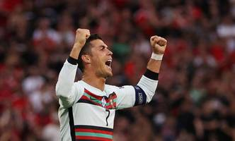 Cristiano Ronaldo, Mann der Rekorde
