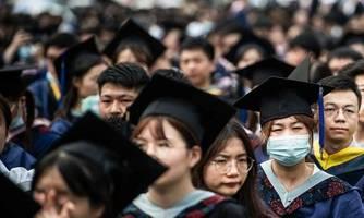 Warum Peking Proteste an Chinas Unis duldet [premium]