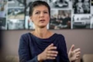 """""""Vollkommen kontraproduktiv"""" - Wegen Parteiausschlussverfahren gegen Wagenknecht brodelt es jetzt bei den Linken"""