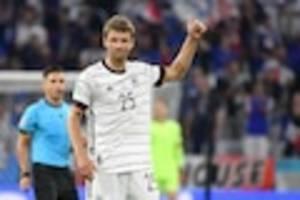 FC Bayern - Warnschuss für Julian Nagelsmann: Bayern-Stars mit Problemen im Löw-System
