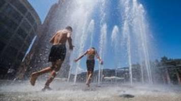 Noch vor Sommeranfang: Erste Hitzewelle rollt über Deutschland