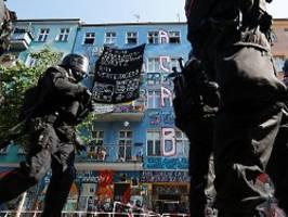krawall in berlins rigaer straße: diese hausbesetzer sind anders als früher