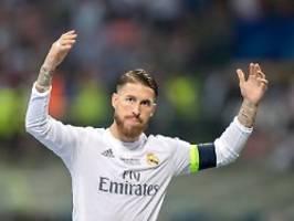 Kurioser Abgang der Real-Legende: Die brisante Abschiedsanklage von Ramos