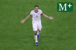 Fußball-EM: Immerhin: Die Länderspiel-Bilanz macht Hummels Mut