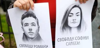 Belarus: Sofja Sapegas Vater bittet um Begnadigung seiner Tochter