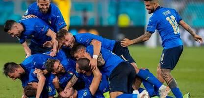 italien bei der fußball-em 2021: ja, die sind so gut!