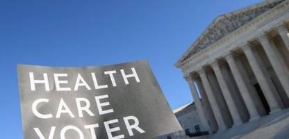 usa: supreme court lehnt klagen gegen »obamacare« ab