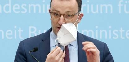 jens spahn und fragwürdige masken: wie sich der gesundheitsminister aus der affäre trickste