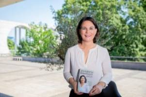 Grüne: Was Annalena Baerbock in ihrem neuen Buch verrät