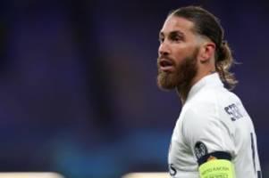 Nach 16 Jahren : Ende einer Ära: Sergio Ramos verlässt Real Madrid