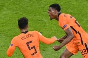 Fußball-EM: Live! Österreich und Holland im Duell ums Achtelfinale