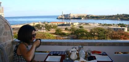 Über Kuba lacht die Sonne ...