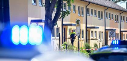 zwei menschen erschossen – mutmaßlicher täter festgenommen
