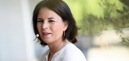 Baerbock zieht Konsequenz aus Kraftausdruck beim Parteitag