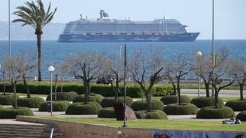 Mallorca-News: Erstes Kreuzfahrtschiff legt nach 15 Monaten wieder an