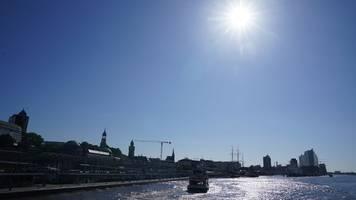 Sahara-Hitze in Norddeutschland: Bis zu 37 Grad