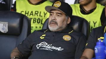 Diego Maradona: Sie haben ihn getötet – Anwalt erhebt schwere Vorwürfe
