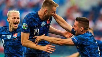 duell der spielverderber: achtelfinale für außenseiter slowakei und schweden greifbar